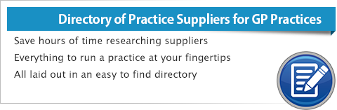 Directory of Products and Services for GP Practices