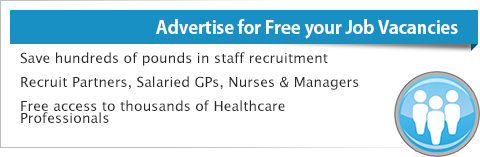 Advertise for Free you Practice Vacancies